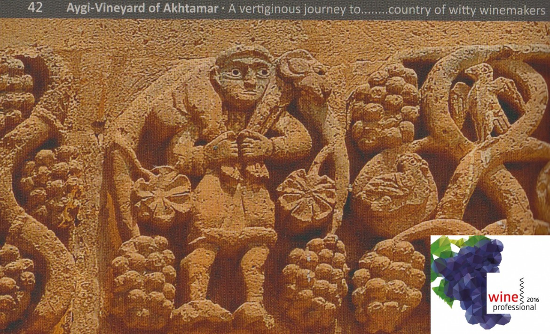 Aygi Vineyard of Akhtamar