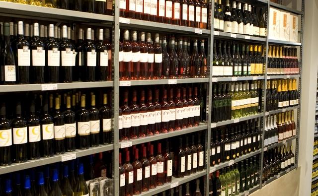 Supermarktwijnen