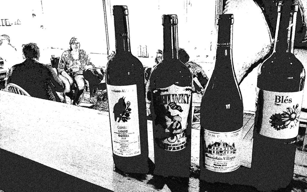 Wijnproeverij Rotary