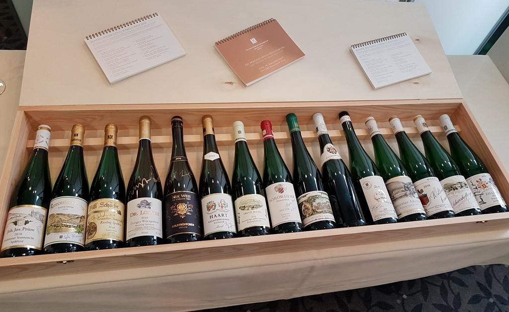 Weinversteigerung Grosser Ring 2017