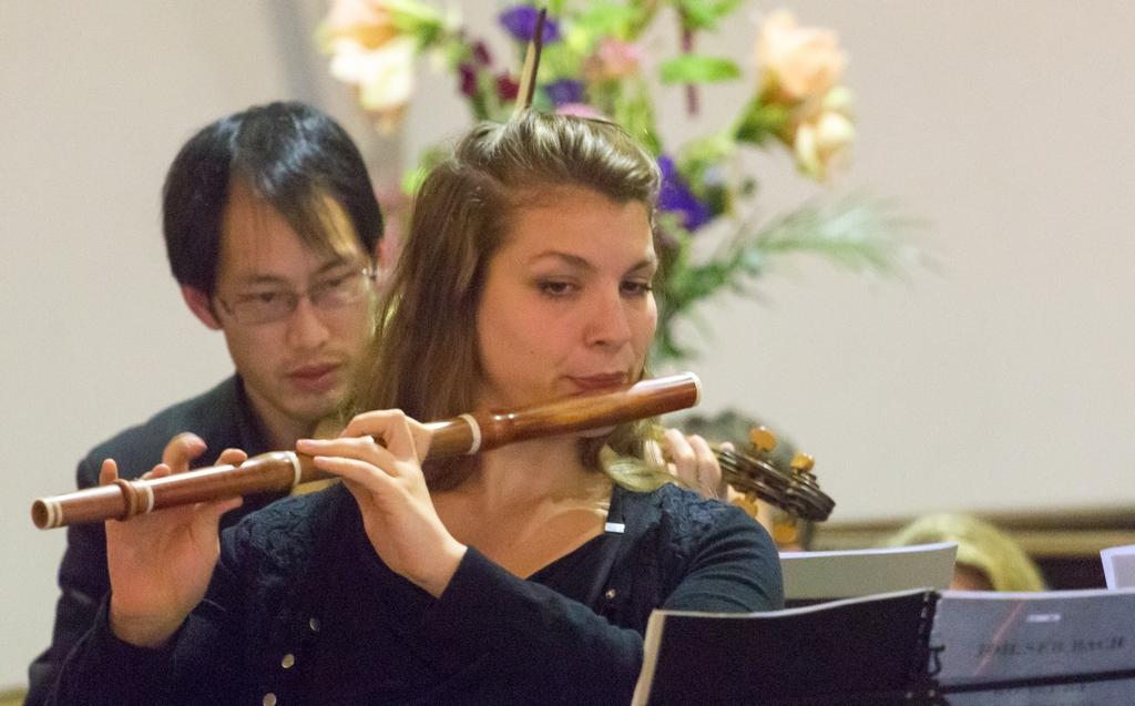 Kantata - Muziek en wijn met de Stichting Dutch Baroque