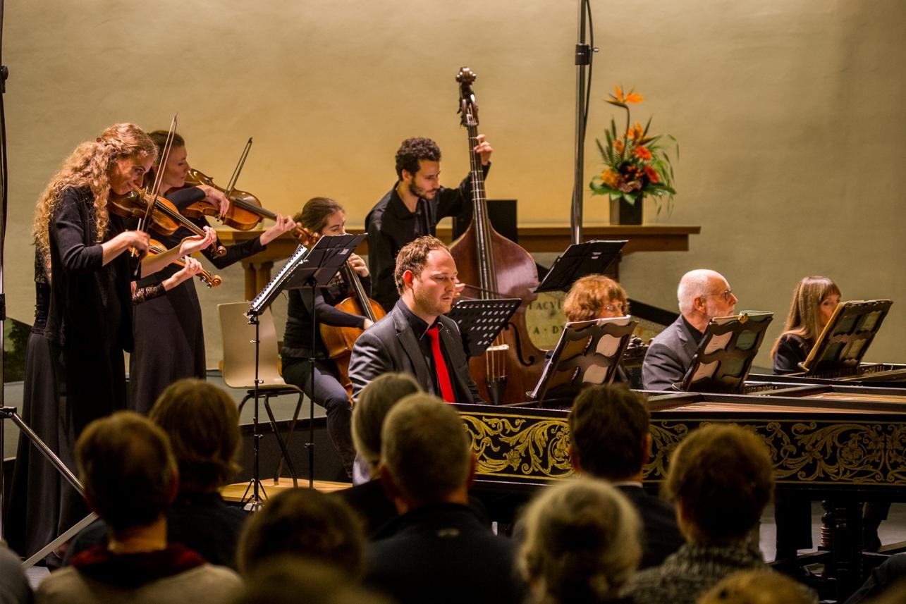Stichting Dutch Baroque Weihnachtsoratorium