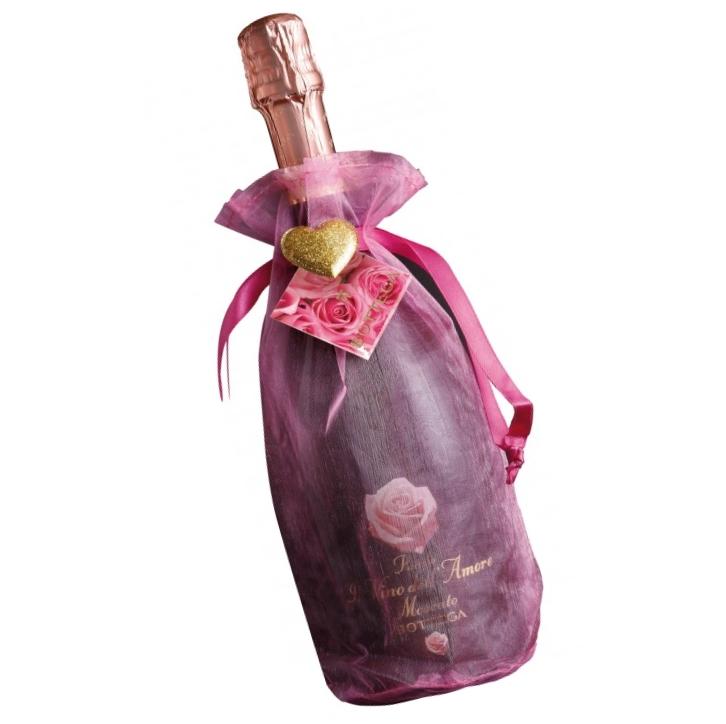 Valentijn wijn Moscato 'Il Vino Dell' Amore
