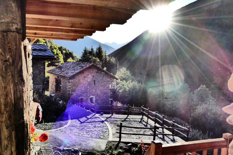 Nuit a Pleiney - Valle d'Aosta