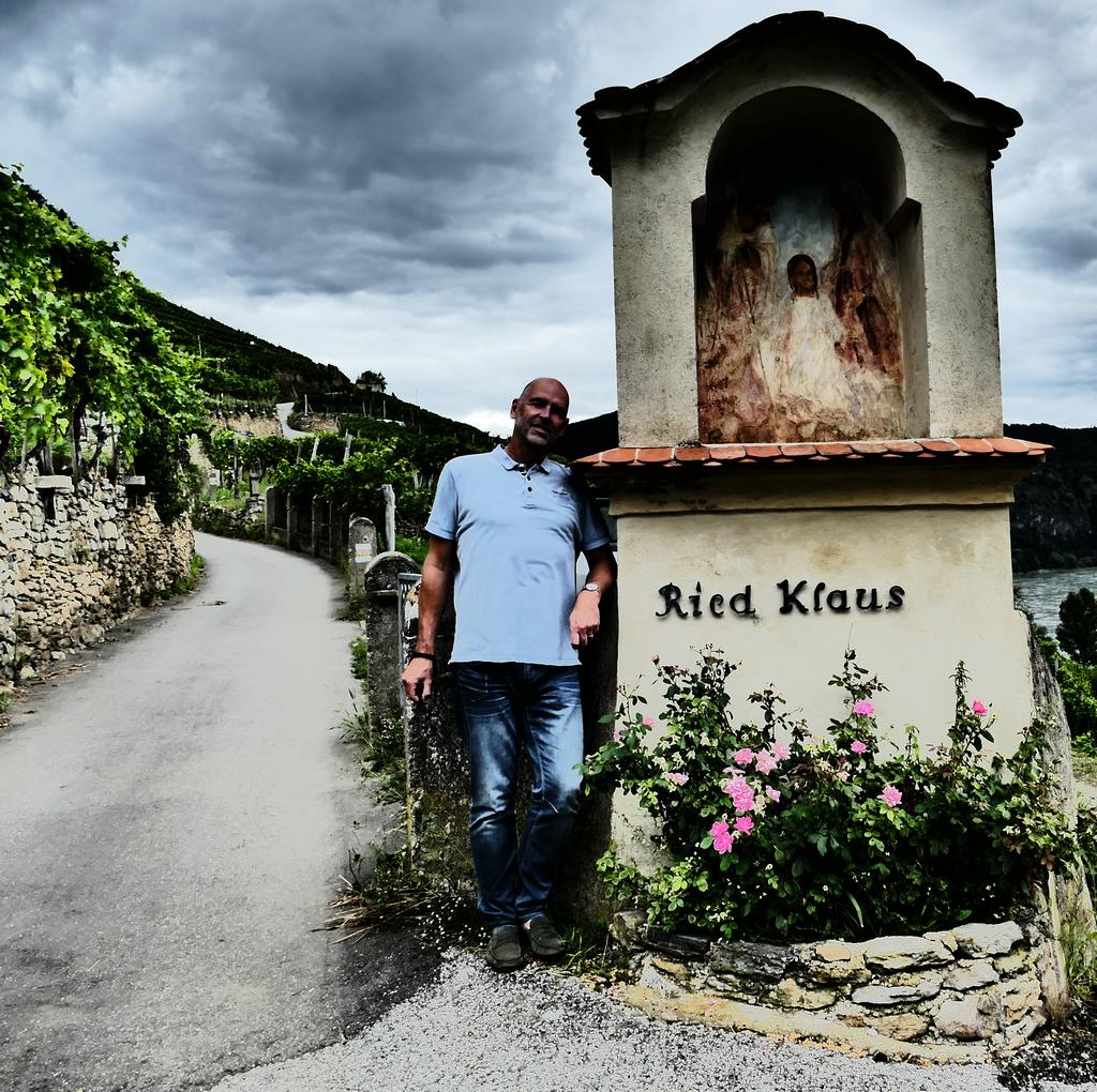 Oostenrijk wijnland