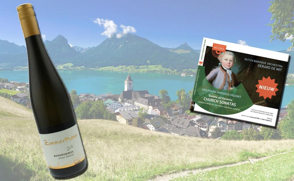 Oostenrijk - wijn en Mozart!