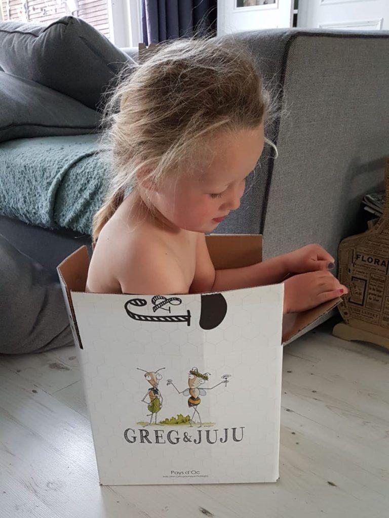 Zelfs kinderen zijn al dol op Greg & Juju!