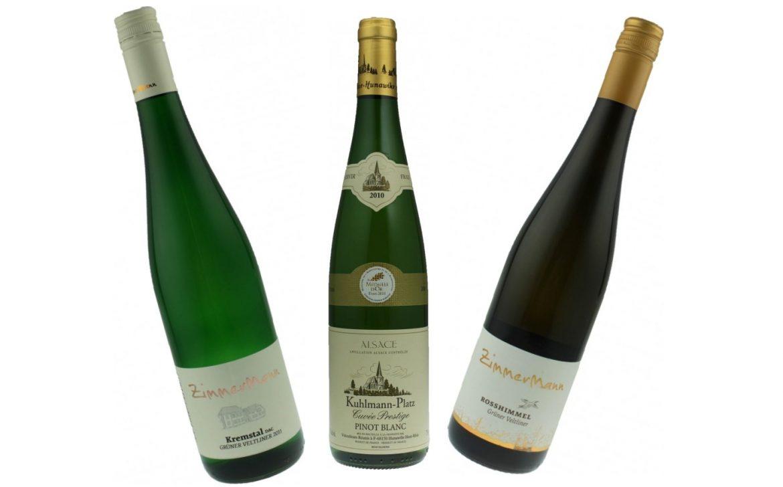 Wijn en asperges!