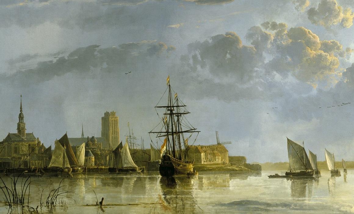 Dordrecht, historische wijnstad dankzij het stapelrecht!