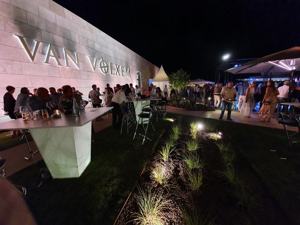 Van Volxem Grand Opening