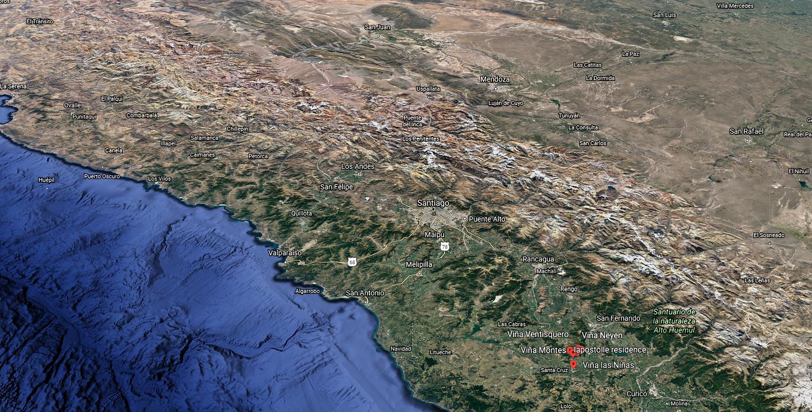 Palomar Carmenère Reserva