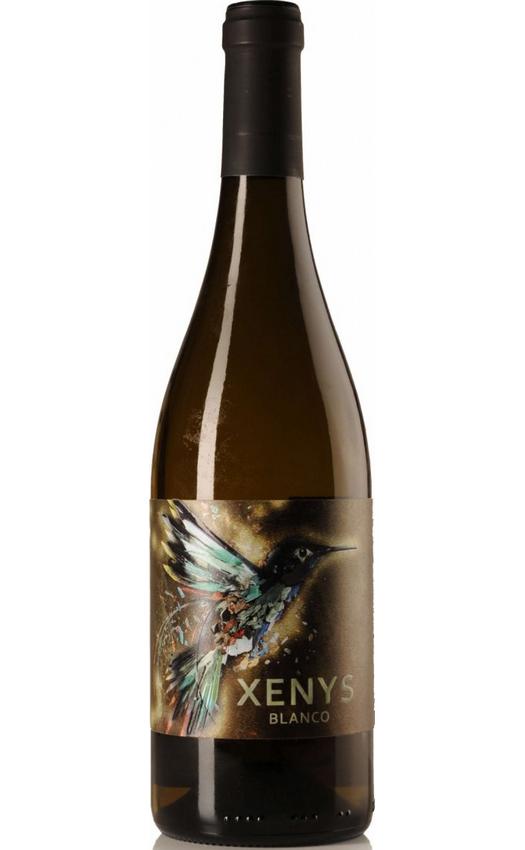 Xenys blanco Chardonnay Moscatel