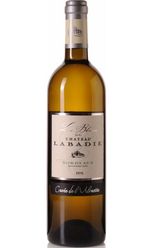 Château Labadie l'Alouette Blanc