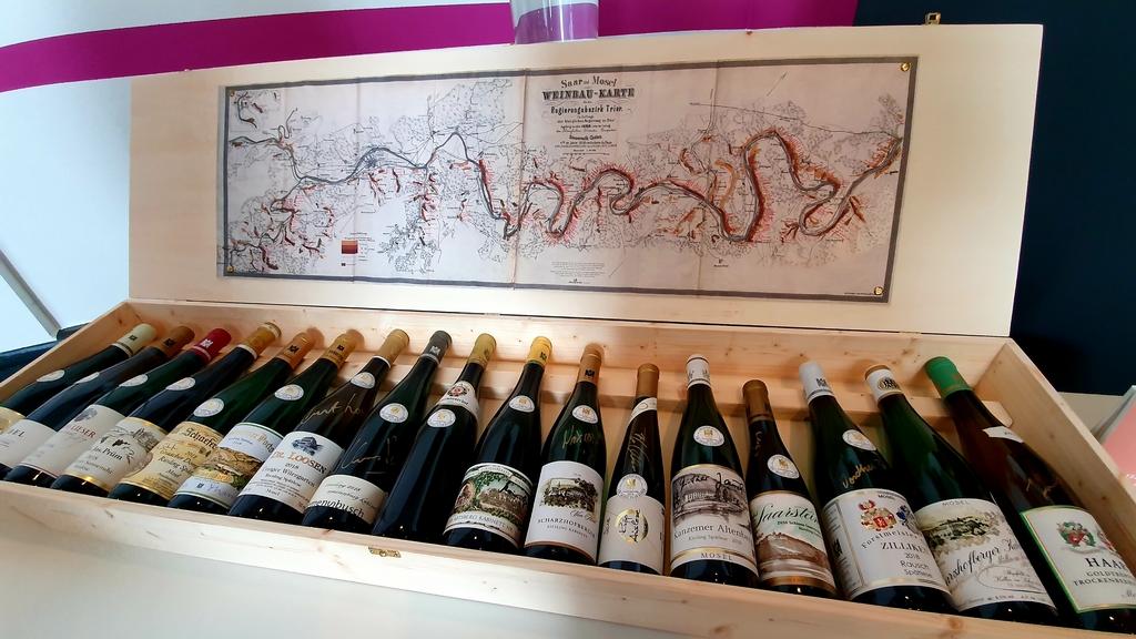 Weinversteigerung Grosser Ring Trier
