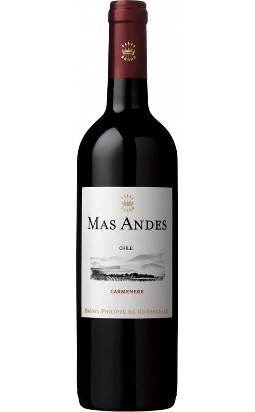 Mas Andes Carmenère