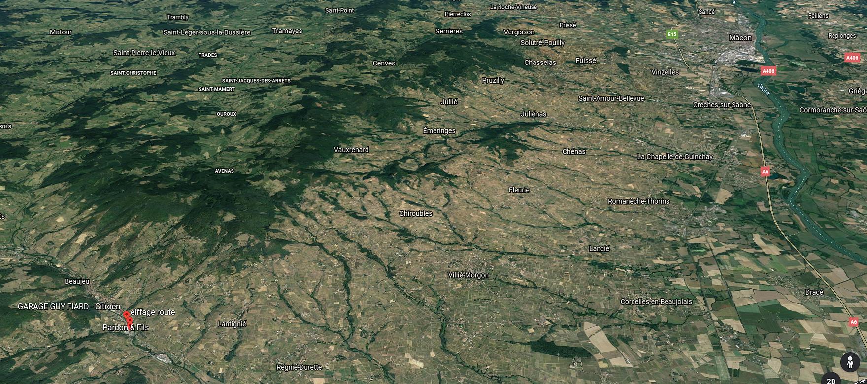 Domaine Pardon Beaujolais-Villages Nouveau