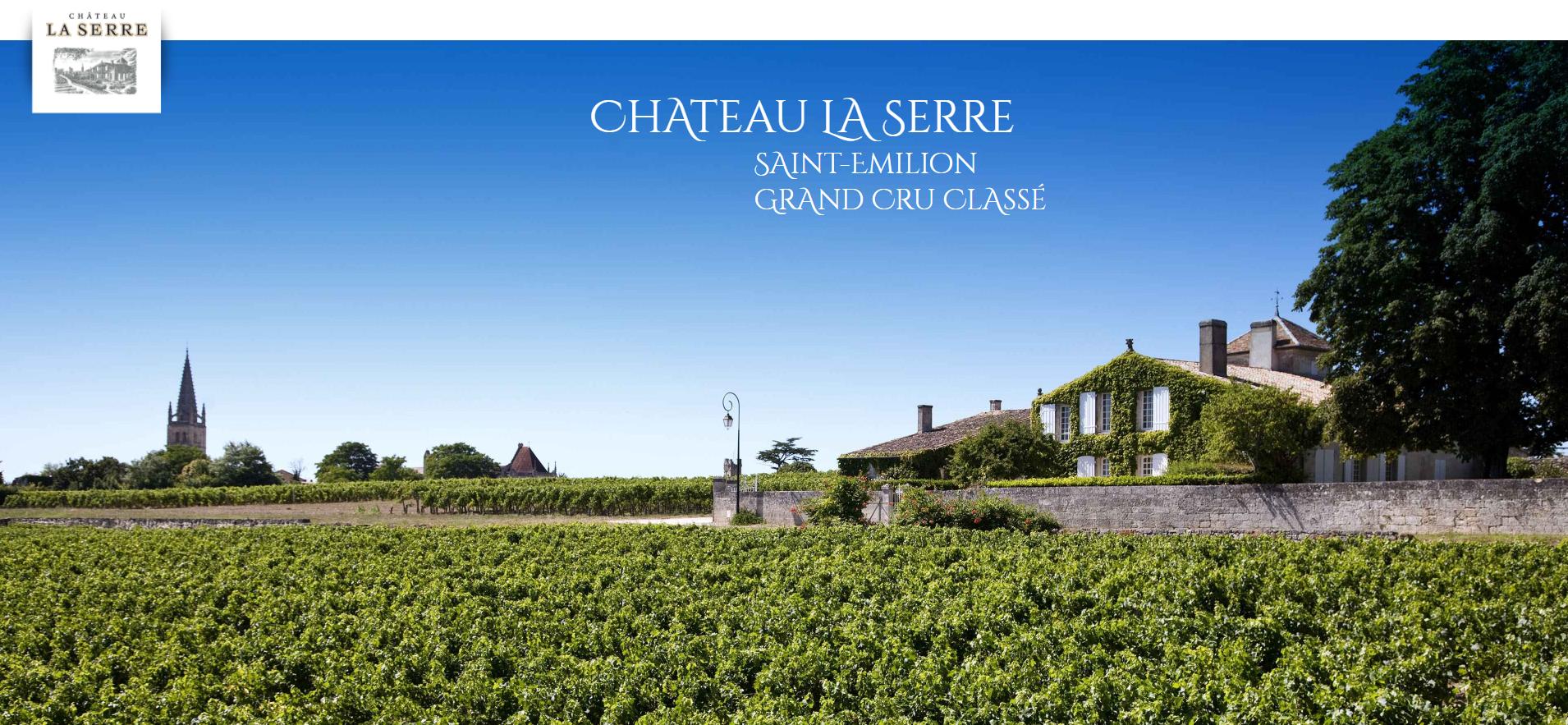 Château La Serre Saint-Émilion