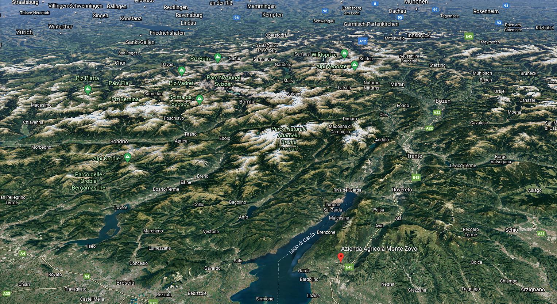 Monte Zovo Ripasso Valpolicella Superiore
