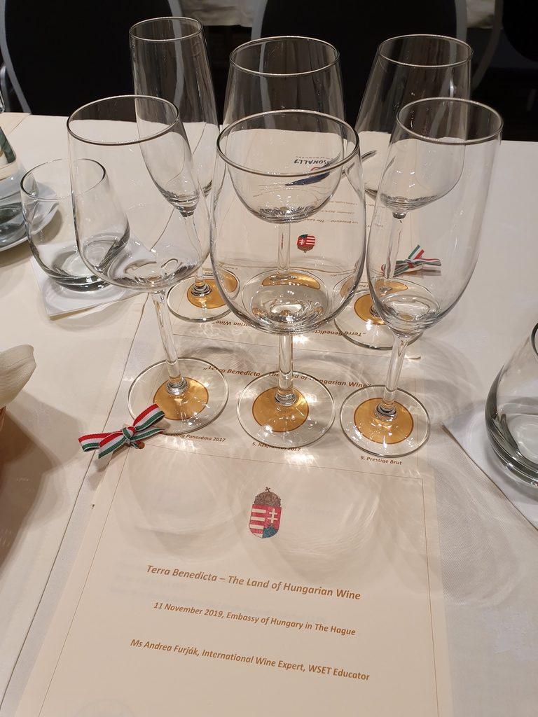 Terra Benedicta Hungarian Wine