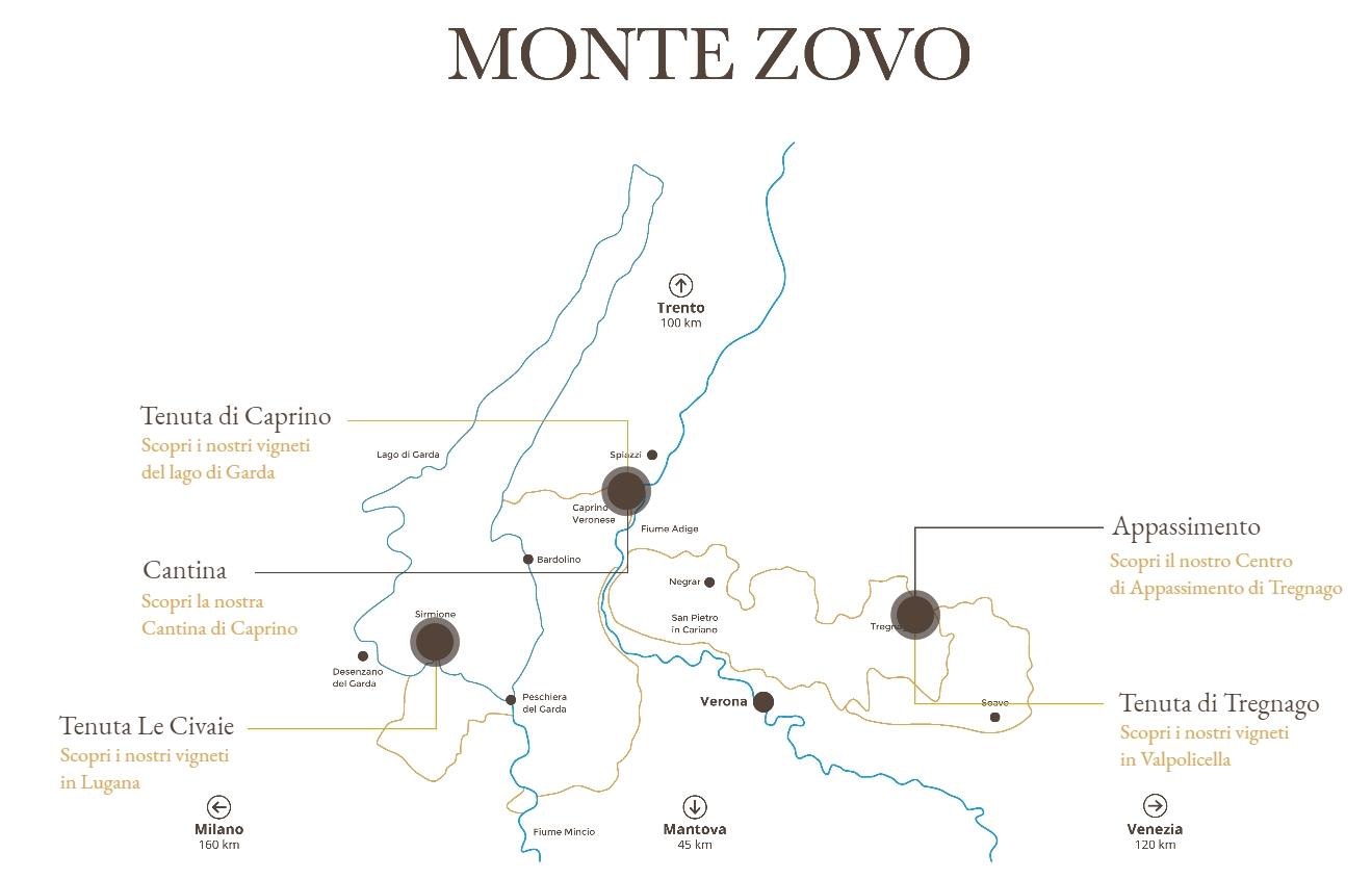 Monte Zovo Ripasso Valpolicella Dubbelmagnum