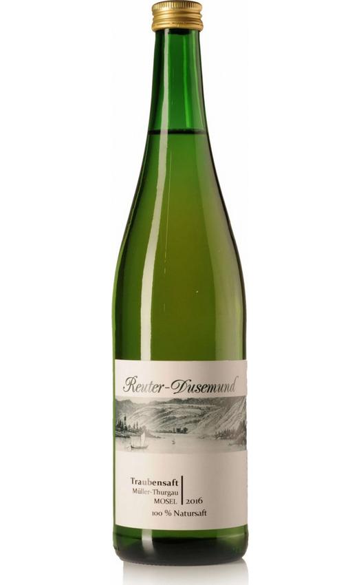 Weingut Reuter Dusemund traubensaft