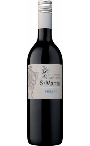 St. Martin Merlot Reserve