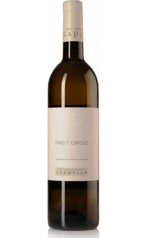 Fernanda Cappello Pinot Grigio DOC