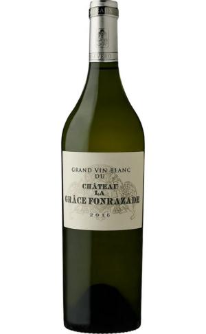 Grand Vin blanc Grace Fonrazade