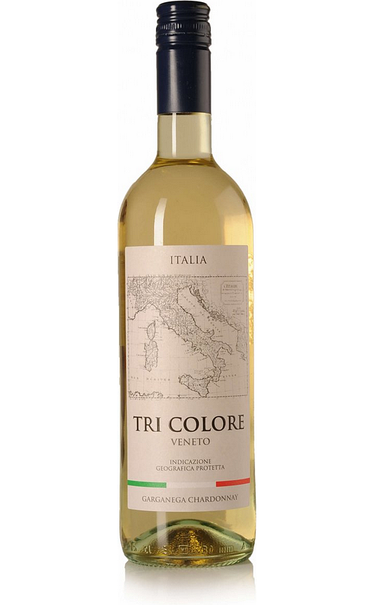 Tricolore Carganega Chardonnay
