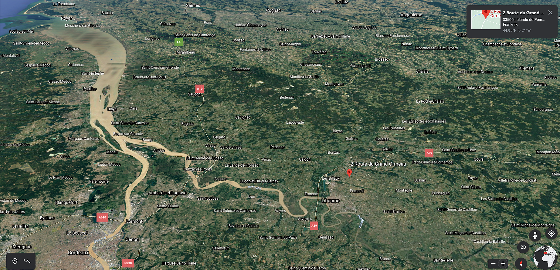 Domaine du Grand Ormeau Lalande de Pomerol