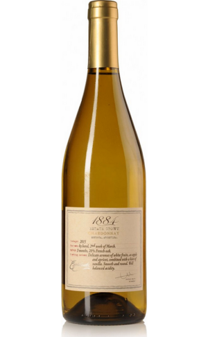 1884 Estate Grown Chardonnay