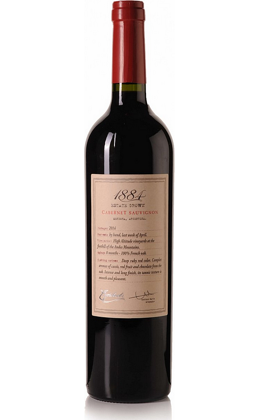 1884 Estate Grown Cabernet Sauvignon