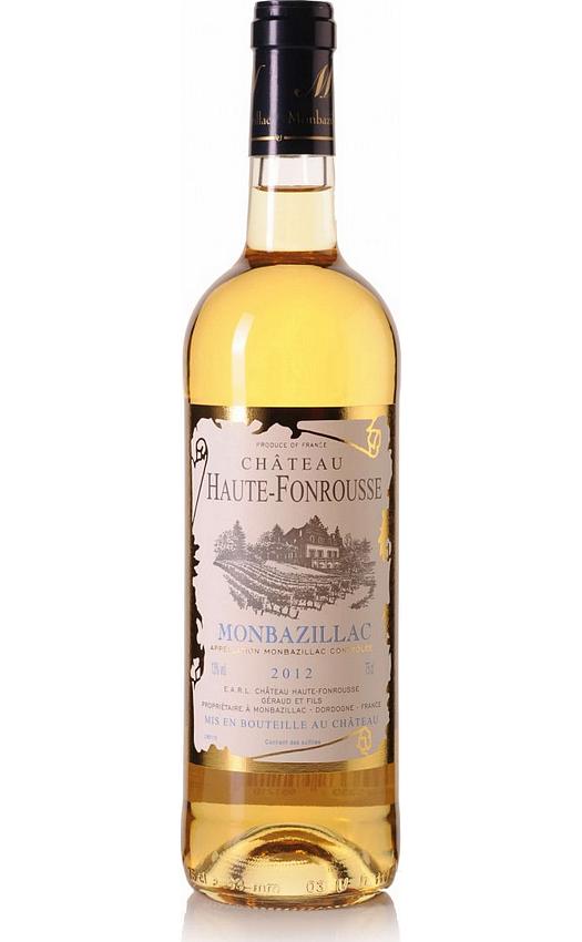 Château Haute-Fonrousse Monbazillac
