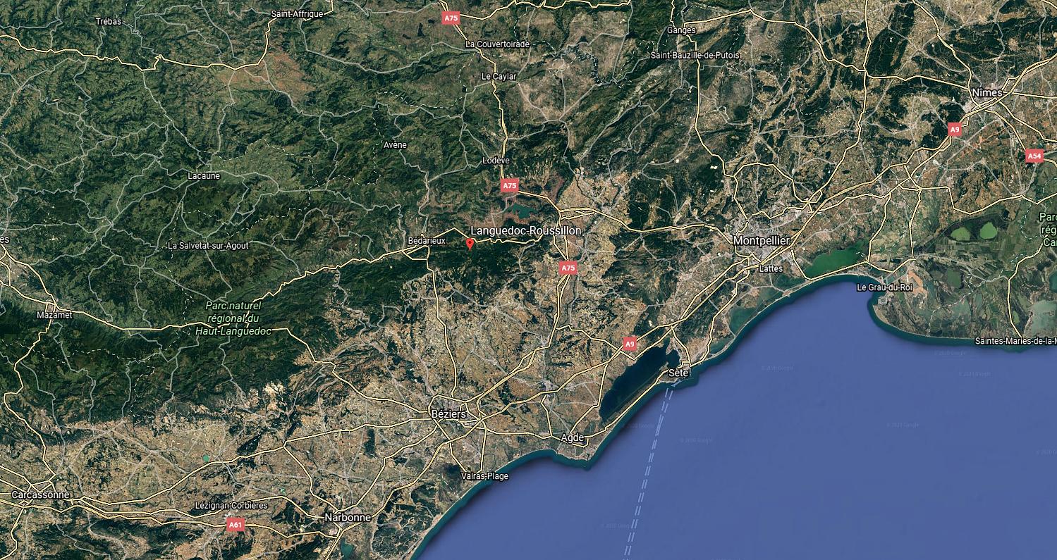 Ile de Conas Marselan Apassimento
