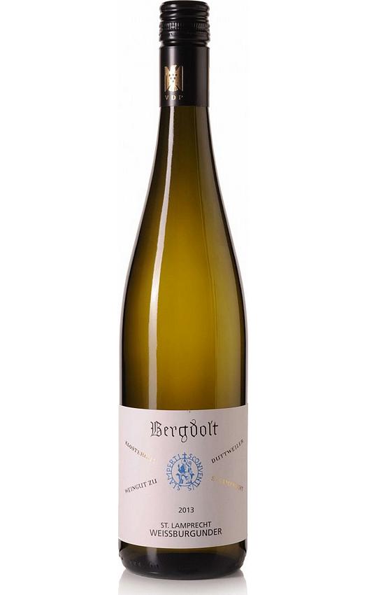 Weissburgunder trocken Weingut Bergdolt