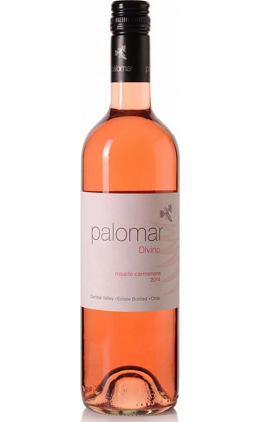 Carmenère Rosé Divino Palomar