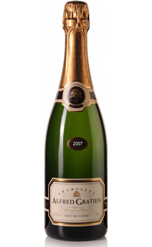 Alfred Gratien Champagne Millesimé 2007