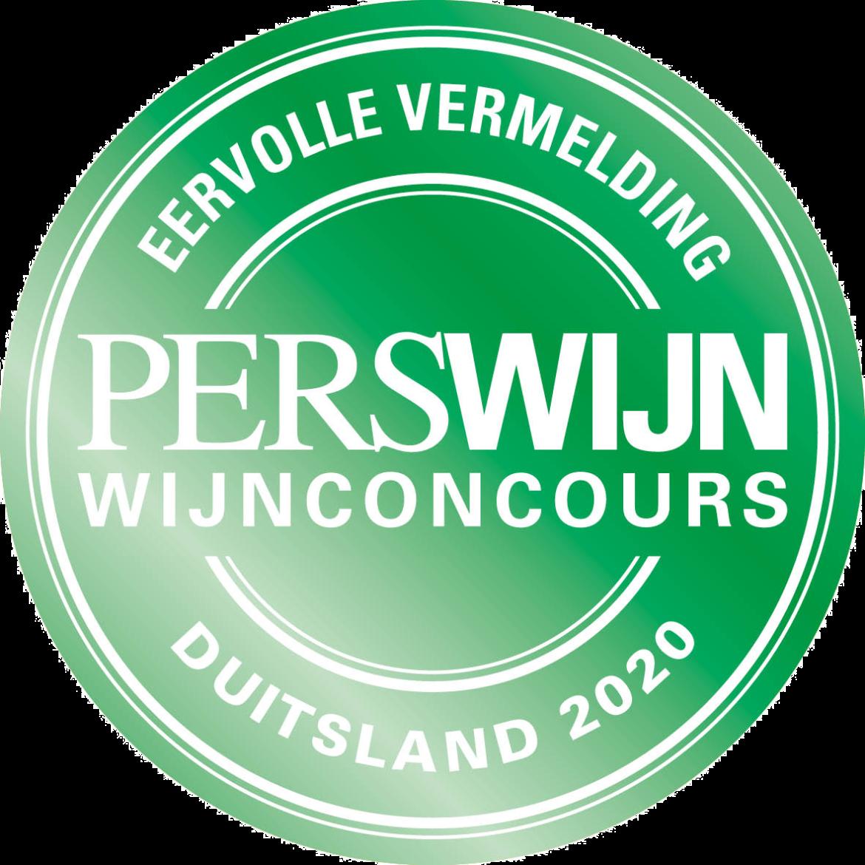 PERSWIJN Wijnconcours Duitsland 2020