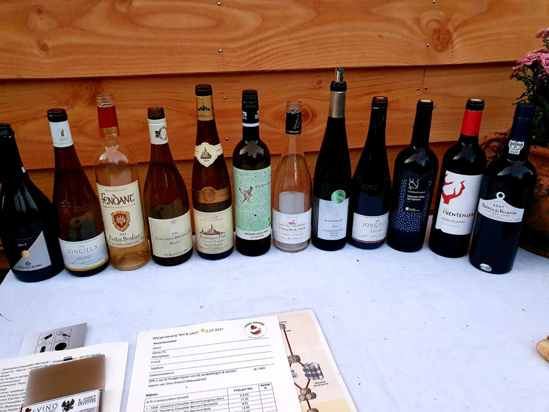 Vino Amore wijnproeverij